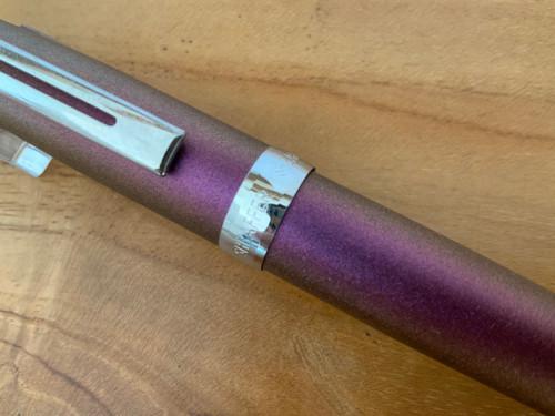 Prelude 9140 Radiant Magenta Painted  NT Fountain Pen - Medium Nib