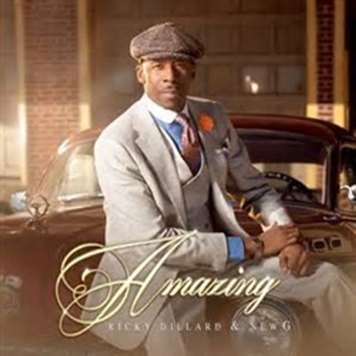 Amazing by Ricky Dillard & New G