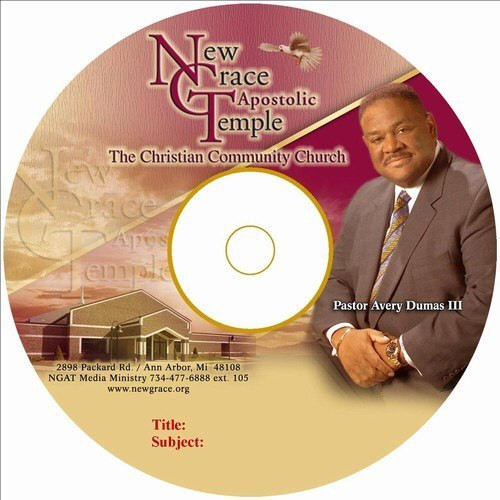 072819MW  Elder David Francis On Your Mark, Get Set, Press!