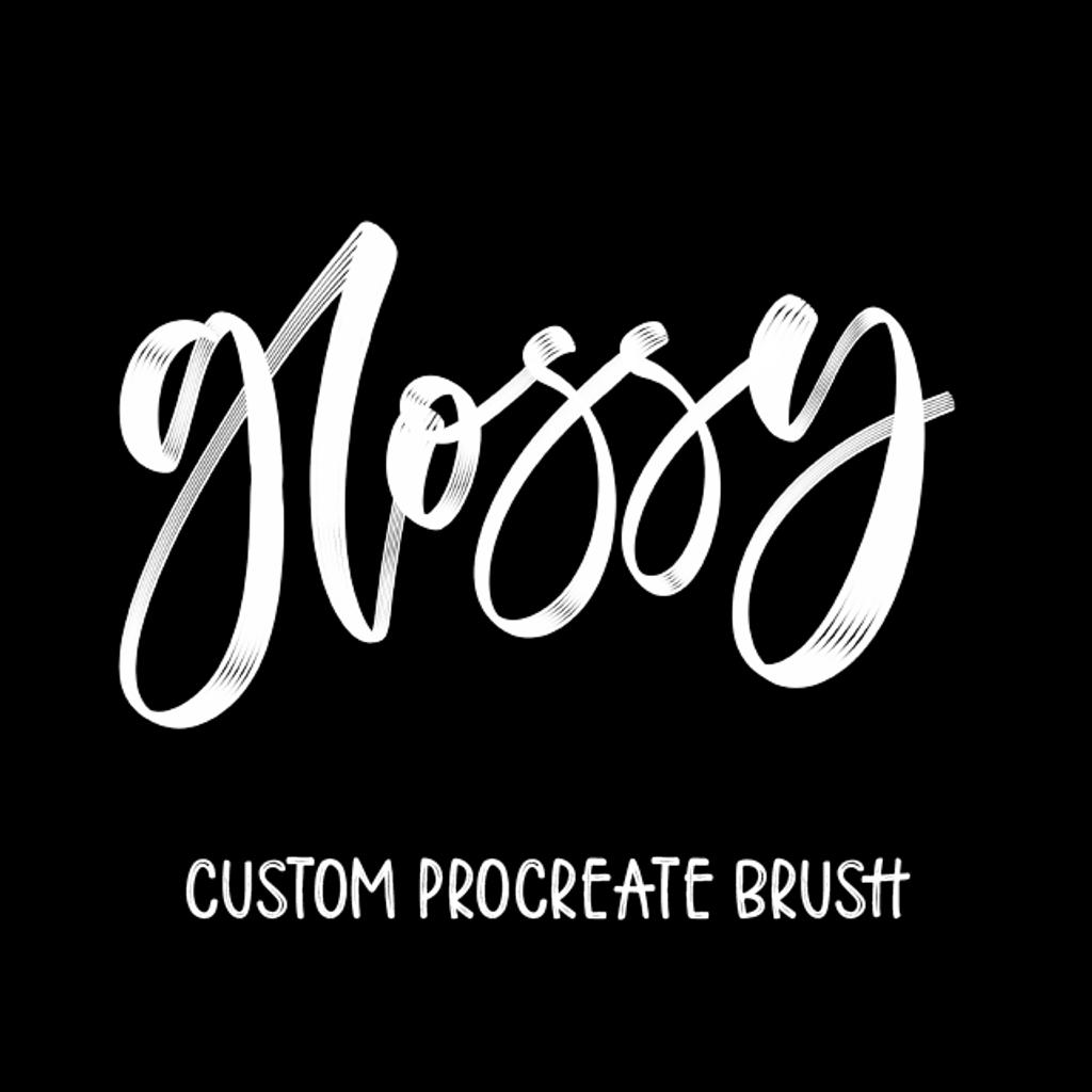 Glossy Brush