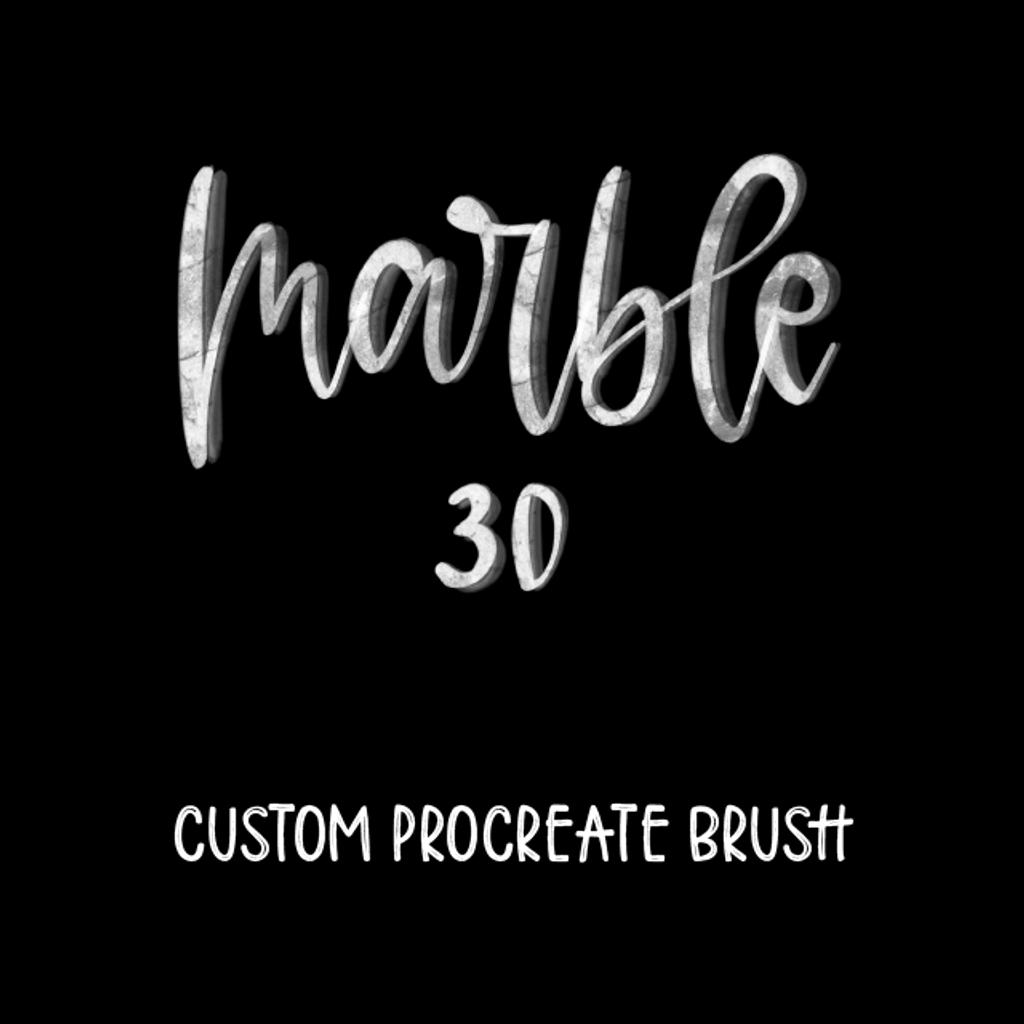 Marble 3D Brush