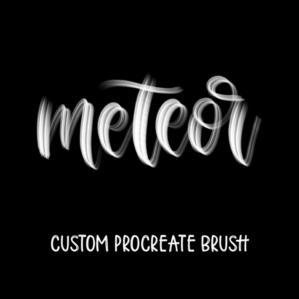 Meteor Brush