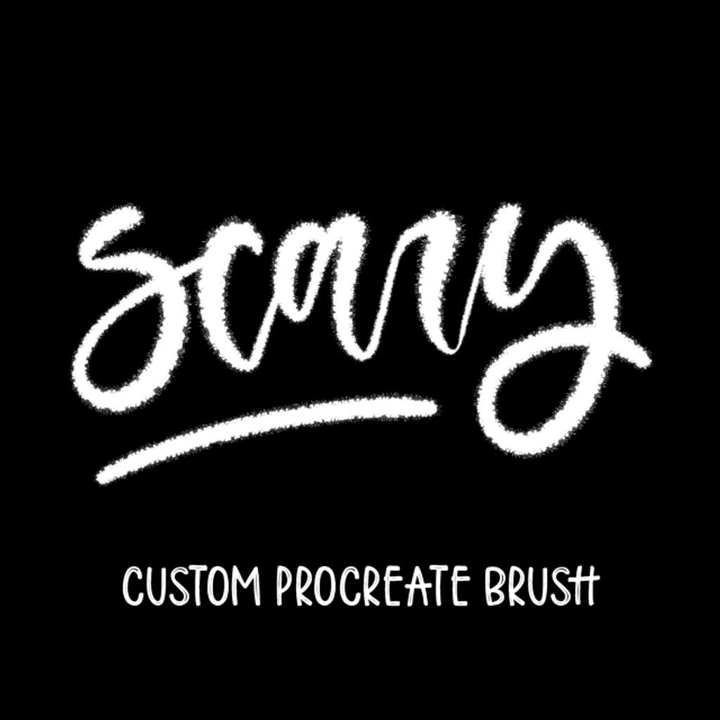 Scary Brush
