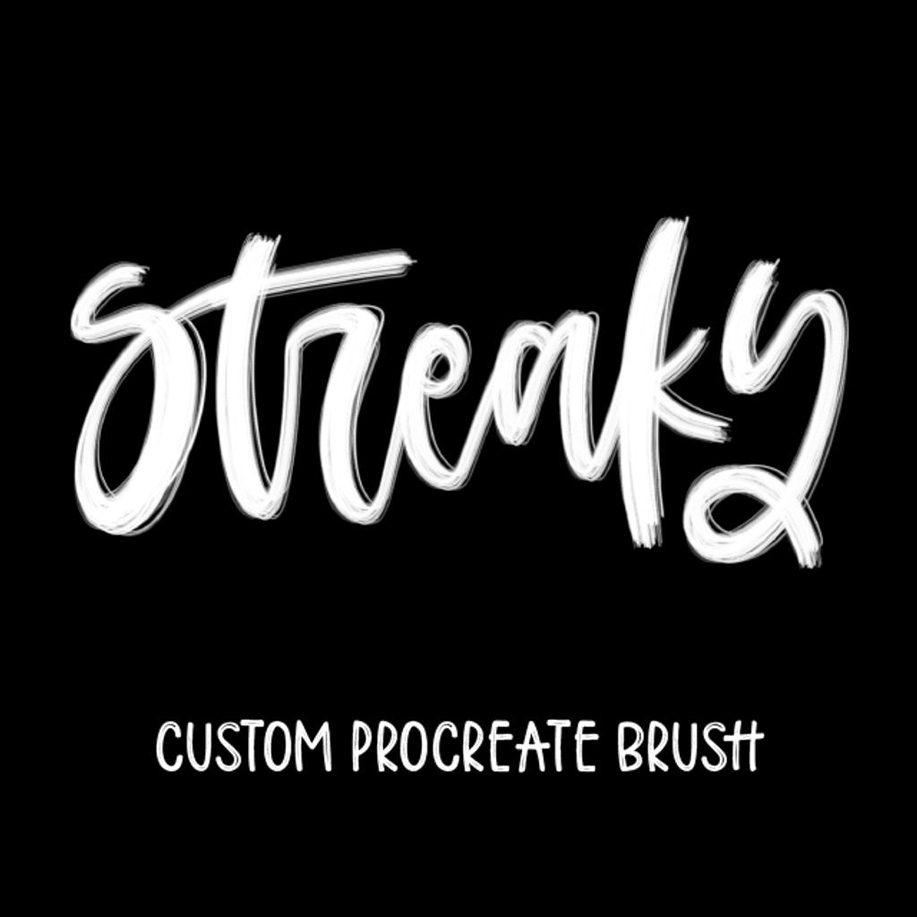 Streaky Brush