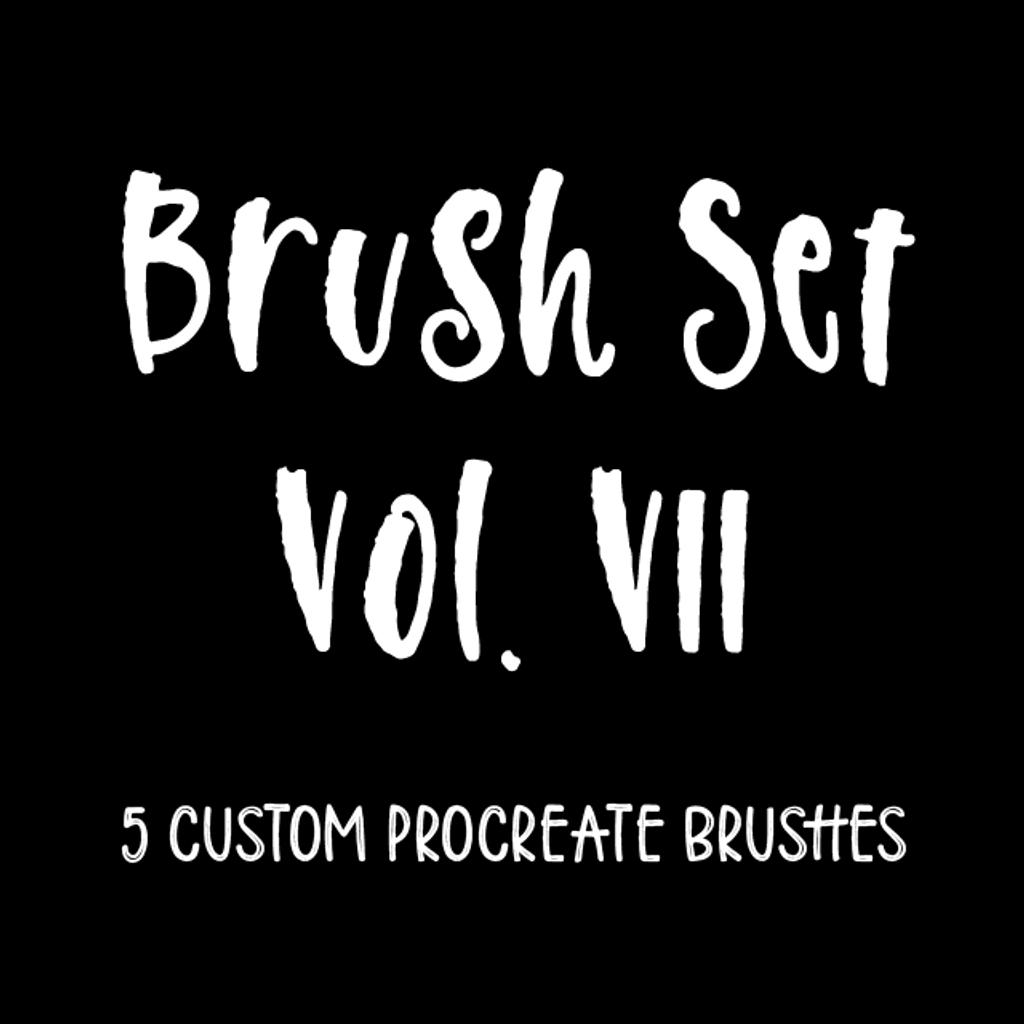 Brush Set Vol. 7