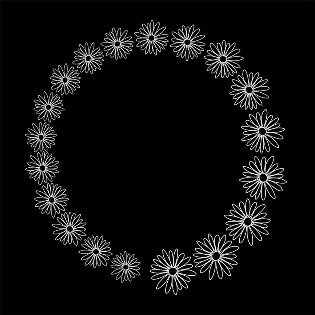 Decorative Flower Wreaths