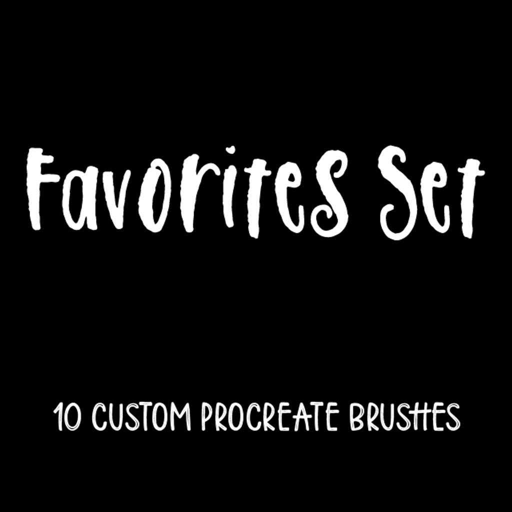 Favorites Set