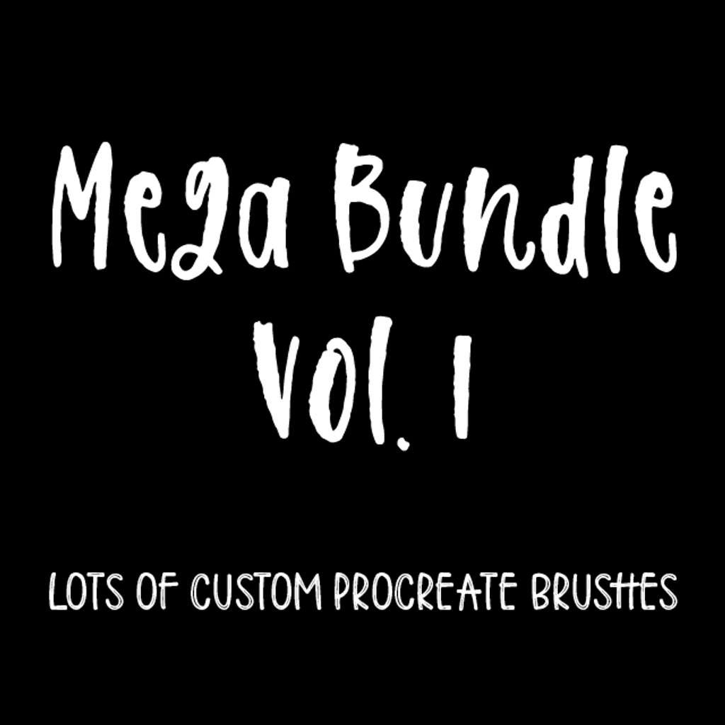 Mega Bundle Vol. 1