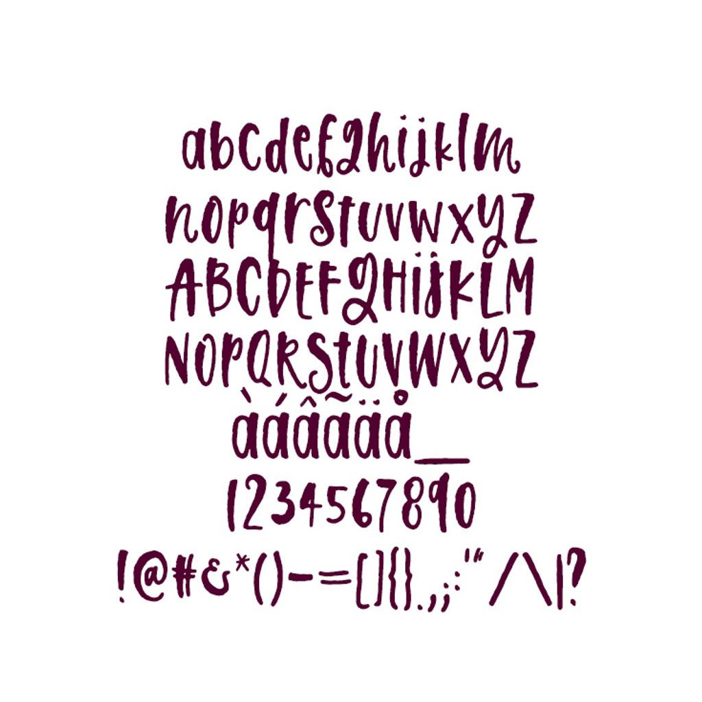 Kazarina Font Extended