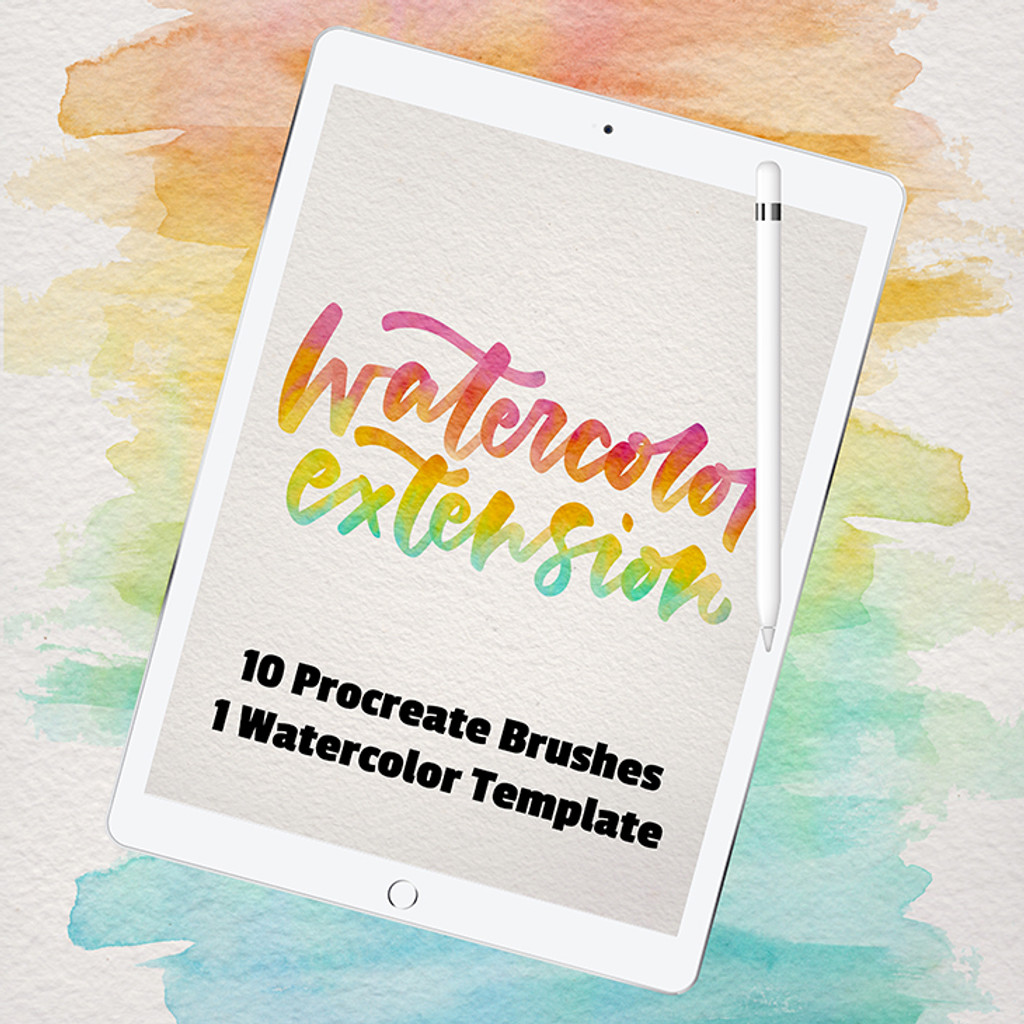 Proceate 5 - Watercolor Extension