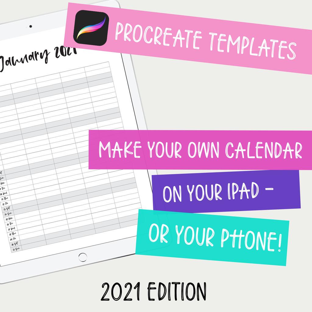 Calendar Maker 2021