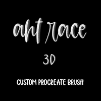 Ant Race 3D Brush