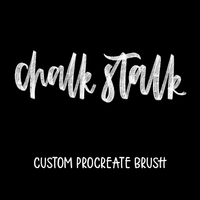 Chalk Stalk Brush