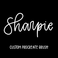 Sharpie Brush
