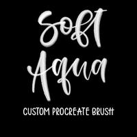 Soft Aqua