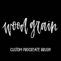 Wood Grain Brush