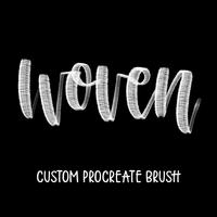 Woven Brush