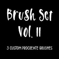 Brush Set Vol. 2