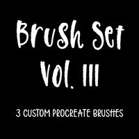 Brush Set Vol. 3