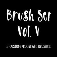 Brush Set Vol. 5