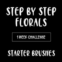 Step by Step Florals - Starter Brushes