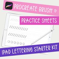 iPad Lettering Starter Kit