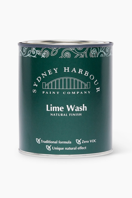 Exterior Lime Wash