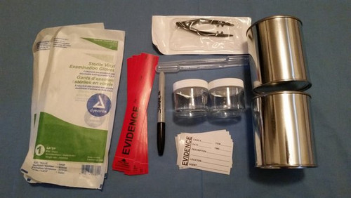 Incendiary/Evidence Collection Kit