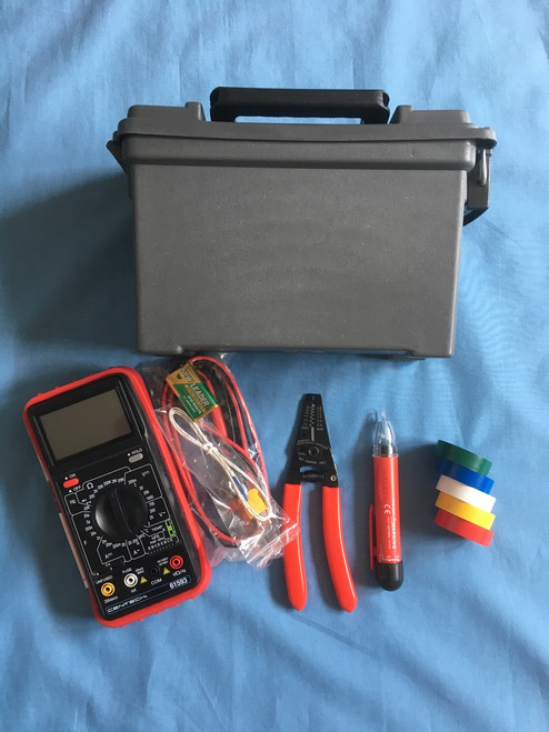 Electrical Investigation Kit
