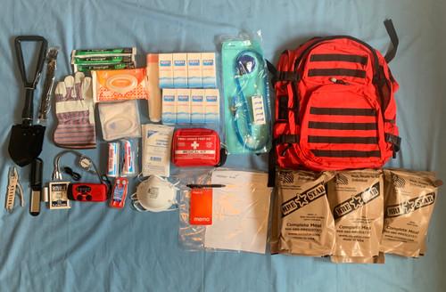 Multi-Person Emergency Survival Kit