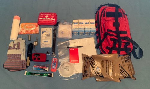 24 Hr Emergency Kit