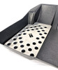HARD Motorsport Full Racing Footwell w Aluminum Floor Plate