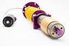 KW COMPETITION by HARD Motorsport  Inverted Monotube 3-Way Remote Reservoir Rear Coilover Conversion