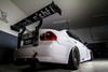 Project Leichtbau BMW E90 At the  HARD Motorsport Shop