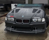 HARD Motorsport - BMW E36 Front Splitter