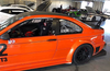 HARD Motorsport - BMW E46 Coupe  Window Deflectors - PAIR
