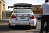 "BMW E90 Widebody Kit on @HARDMotorsport Project Leichtbau #E90 ""Dem Hips Doe!"""
