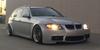 HARD Motorsport - BMW E90 Widebody Style Overfender Kit