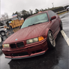 HARD Motorsport Fender Flares - BMW E36 Coupe