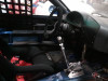 CAE 10023 Shifter Installed in a E36 Race Car