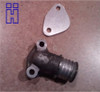 HARD Motorsport  - BMW E36 M3 Heater Core Coolant Block-off Plate