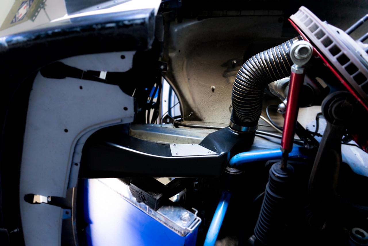 HARD Motorsport Brake Cooling Duct Kit for the BMW E36 M3