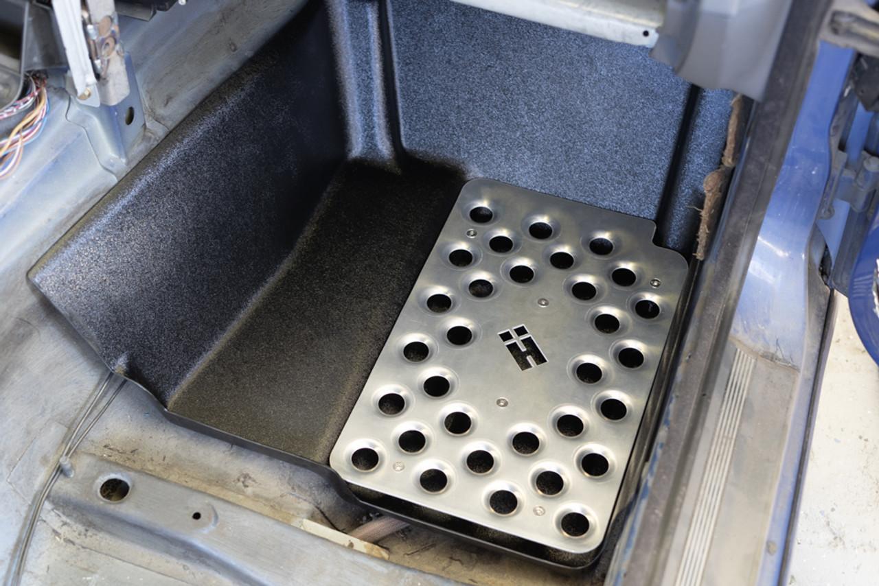 HARD Motorsport Full Racing Footwell w Aluminum Floor Plate
