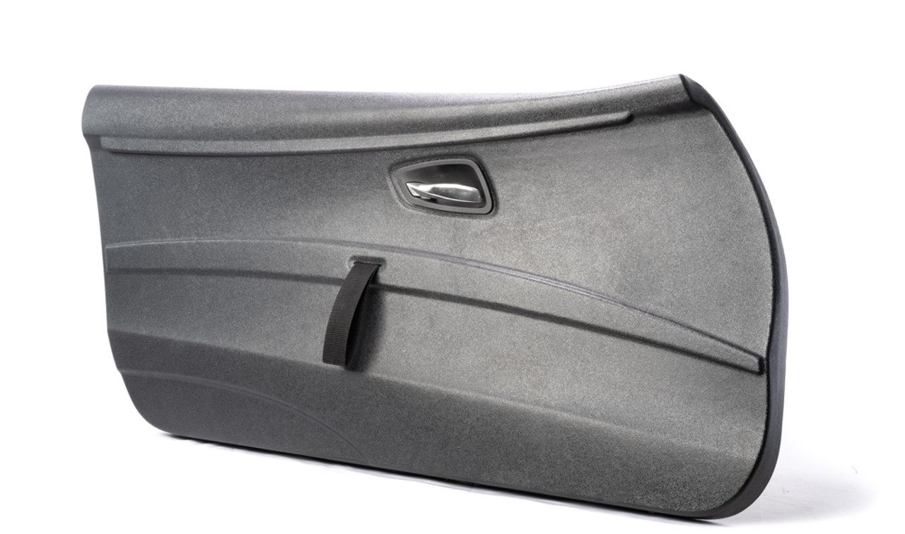 Front Lightweight Door Panel for BMW E92 with Pull Strap and Factory Door Latch