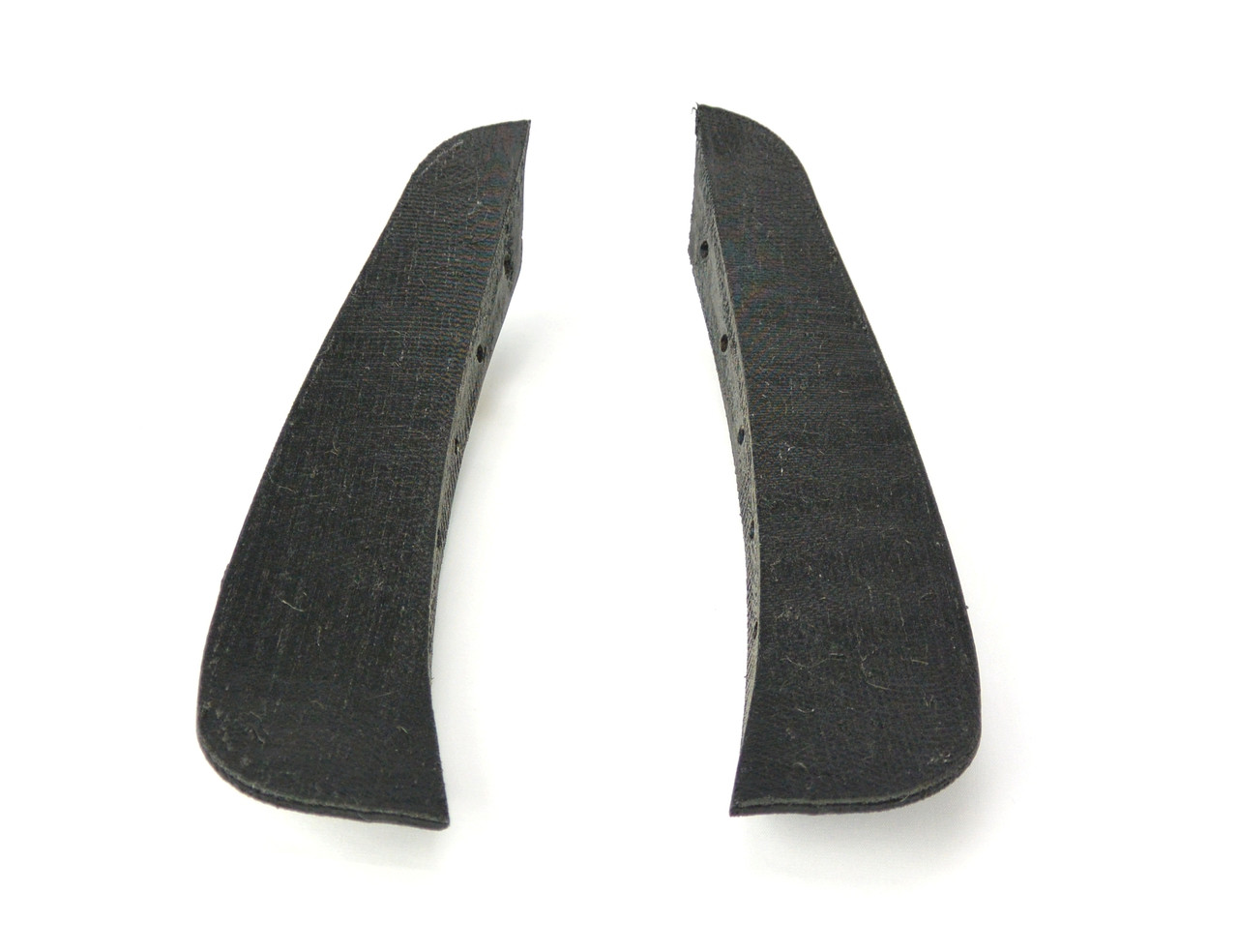 Side by Side of the HARD Motorsport Dive Planes / Aero Canards  for BMW E9x.