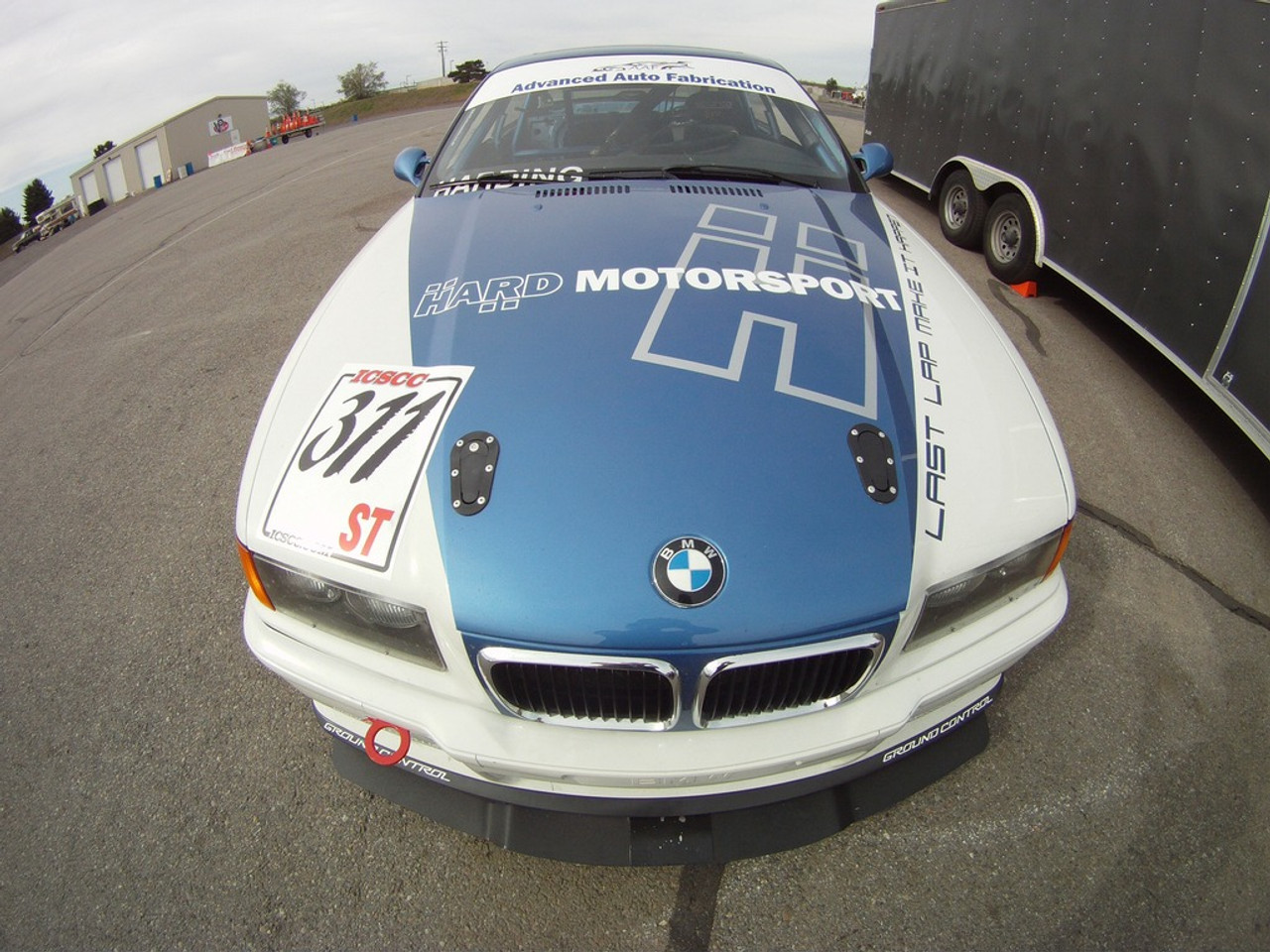 Hard Motorsport Stw Bmw E36 M3 Tow Hook Wide Angle