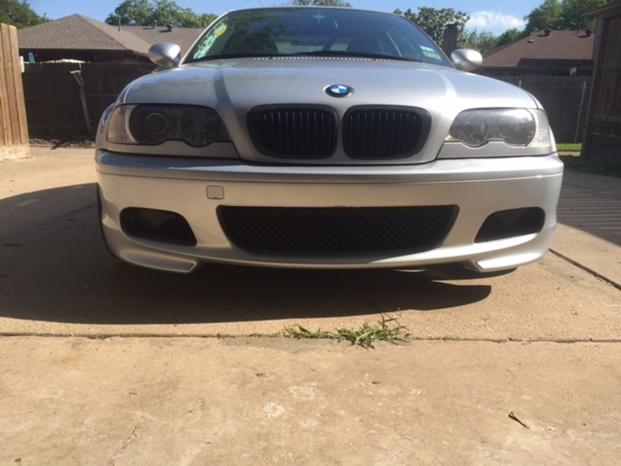 Fits with ZHP and Mtech2 front bumper cover