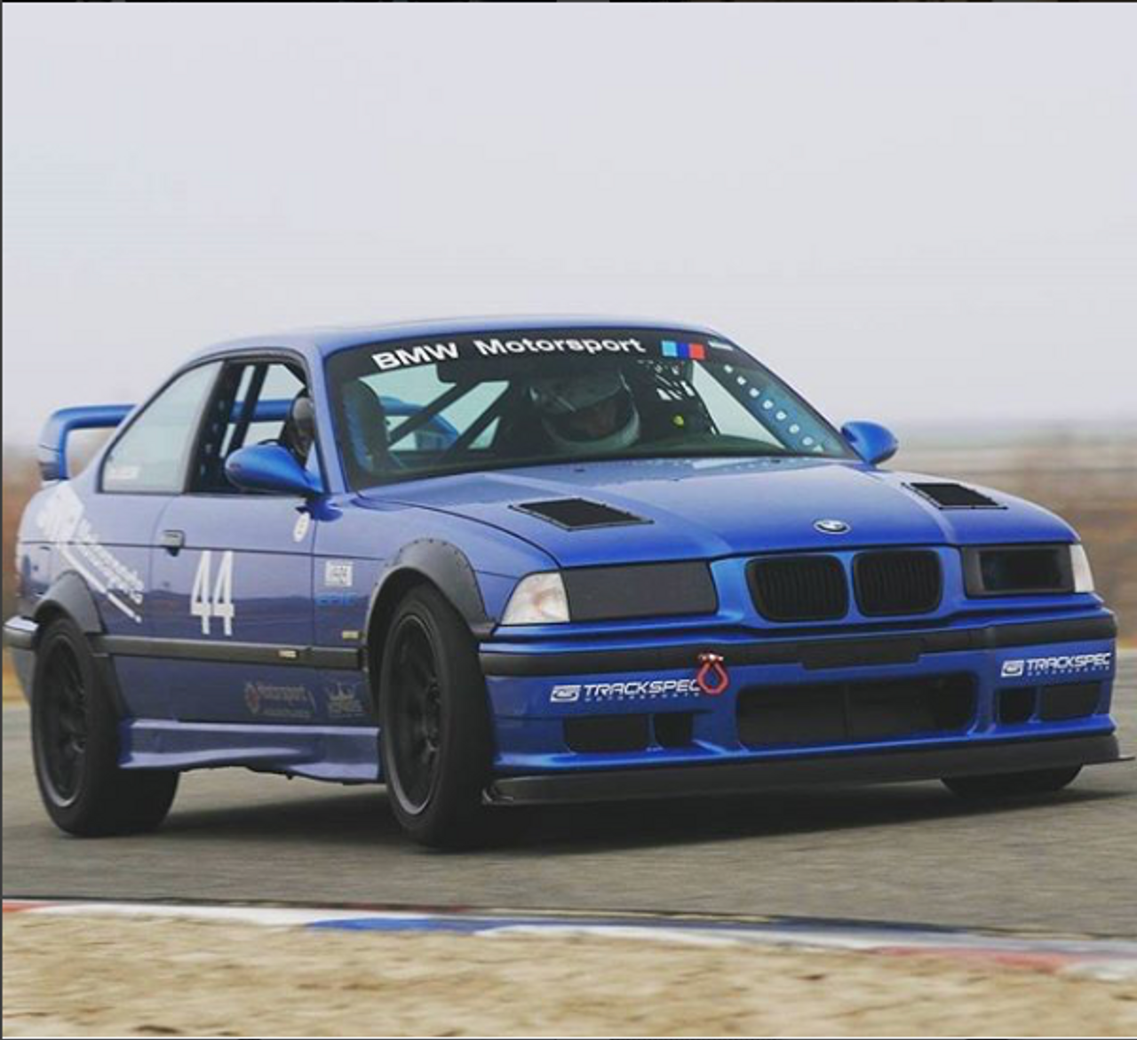 HARD Motorsport - BMW E36 Sedan & Ti Fender Flares