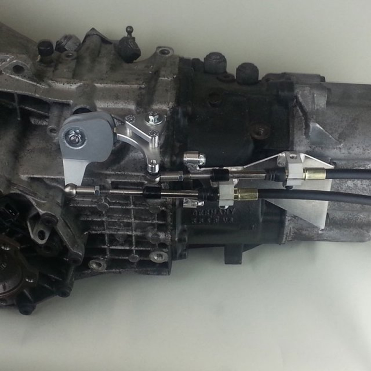 CAE Ultra Shifter Audi A4 Typ B5 ;B6 with 01E Gearbox detail 4