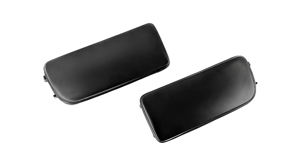 E36 Fog Light Block-Off Cover Set (L&R Pair)